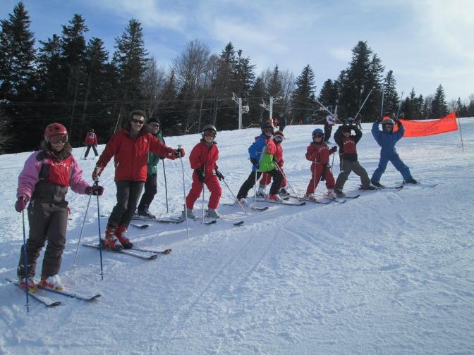 ASMA Ariège : mercredis au ski