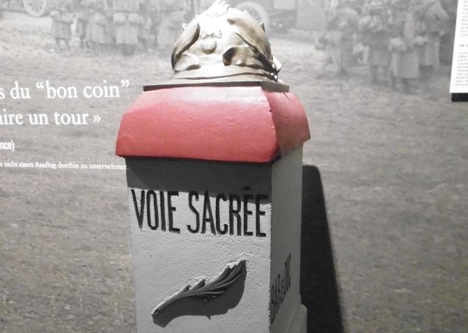ASMA 77 : Journée à Verdun