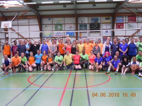 Volley 2016 Angers