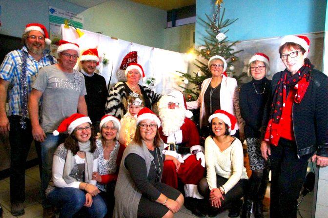 Arbre de Noël dans les Ardennes