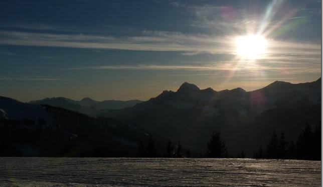 Mégève… tant d'années à accompagner notre passion du ski