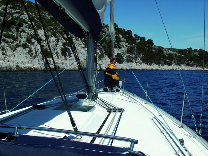 Voile : venez naviguer avec nous !