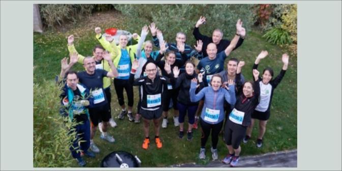 Edition 2016 du Marathon Vert, la DRAAF 35 y était !