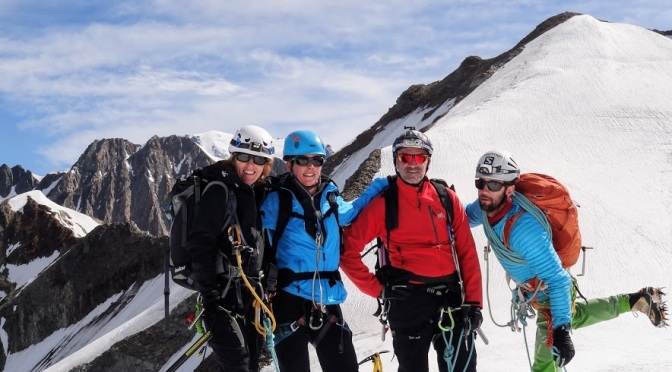 À la découverte de l'alpinisme